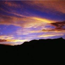 #3409 Sonnenuntergang in Namibia