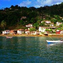 #4410 kleiner Fischerort auf Tobago