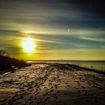#2841 Sonnenuntergang am Meer