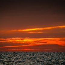 #3407 Sonnenaufgang Ostseestrand Großenbrode