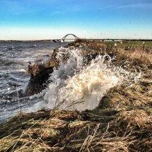 #2831 Hochwasser an der Ostseeküste