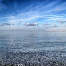 #2820 spiegelglatte Ostsee